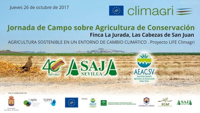 AionSur Foto_Noticia_Jornada_climagri_V11 Andalucía lidera un proyecto europeo para la mitigación y adaptación de la agricultura al cambio climático en la cuenca mediterránea Agricultura