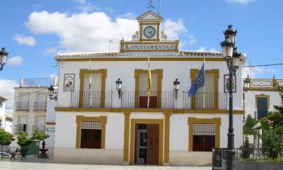 AionSur ayuntamiento1-400x240 El Saucejo convoca un paro de dos horas con motivo del Día de la Mujer El Saucejo