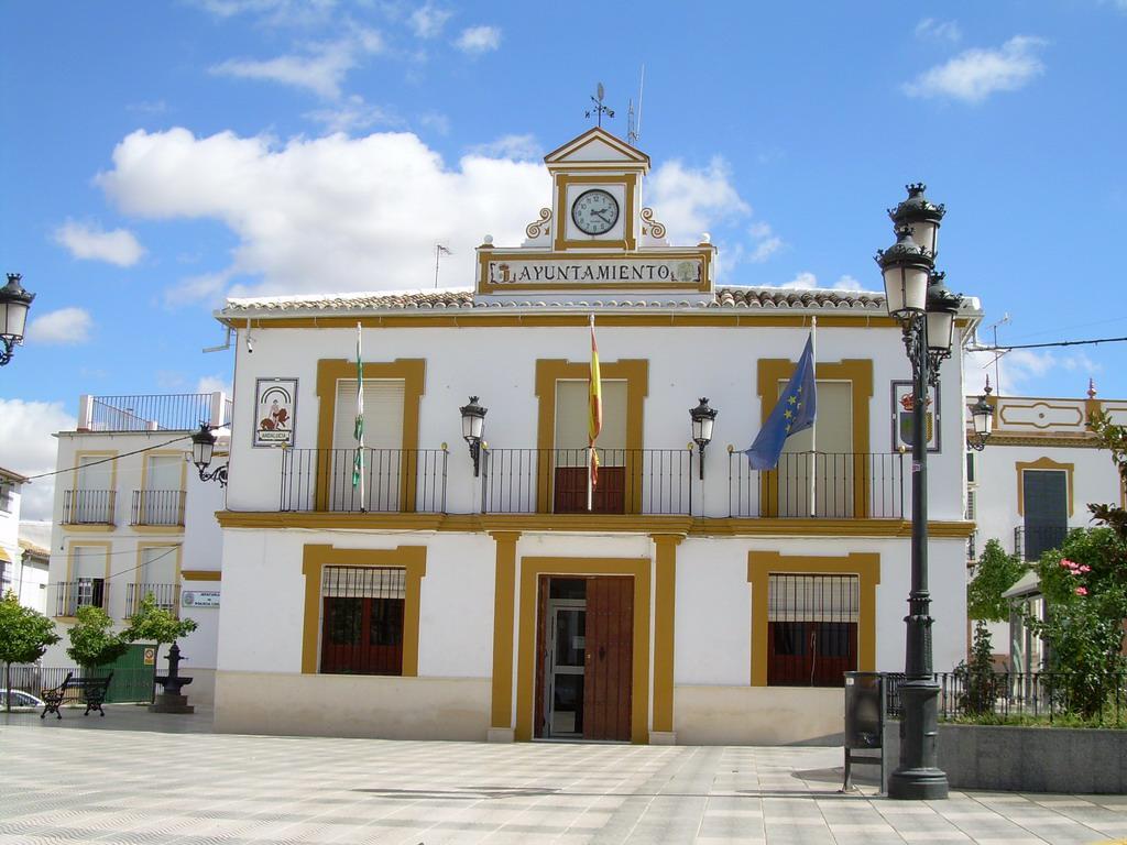 AionSur ayuntamiento1 El Saucejo convoca un paro de dos horas con motivo del Día de la Mujer El Saucejo