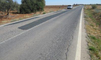 AionSur carretera-SE-3105-CARMONA-400x240 Salen a concurso las obras de mejora de la carretera SE-3105 que conecta varias urbanizaciones de Carmona Carmona