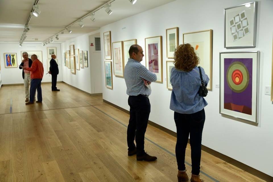 AionSur expo-cajasol La obra gráfica de Cajasol llega a la Sala Murillo de la Fundación Cultura
