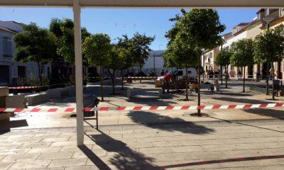 AionSur 1-400x240 Comienza la remodelación de la Plaza de la Revolución en La Puebla La Puebla de Cazalla