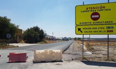 AionSur 20170719_124313-400x240 La Junta tiene previsto un proyecto complementario a la carretera de Morón para mejorar el acceso a urbanizaciones Morón de la Frontera