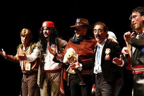 AionSur 24374791038_7d1db6c3aa 19, 20, 26 y 27 de enero y 2 de febrero, días del Concurso de Agrupaciones Carnavalescas de Arahal Carnavales Cultura