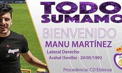 AionSur: Noticias de Sevilla, sus Comarcas y Andalucía 38421547666_9db18bfe7e-400x239 El Real Jaén CF, nuevo equipo del arahalense Manu Martínez Deportes Fútbol
