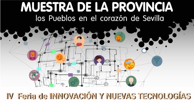 AionSur CabeceraWeb IV Feria de Innovación y Nuevas Tecnologías, a partir del miércoles en la patio de la Diputación Sevilla