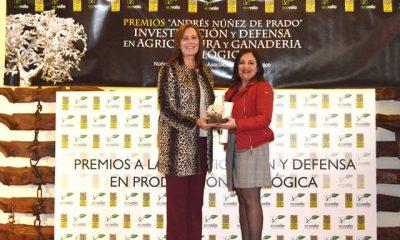 AionSur PREMIO-400x240 La empresa municipal Las Turquillas de Osuna recibe un premio por su defensa de la producción ecológica Osuna