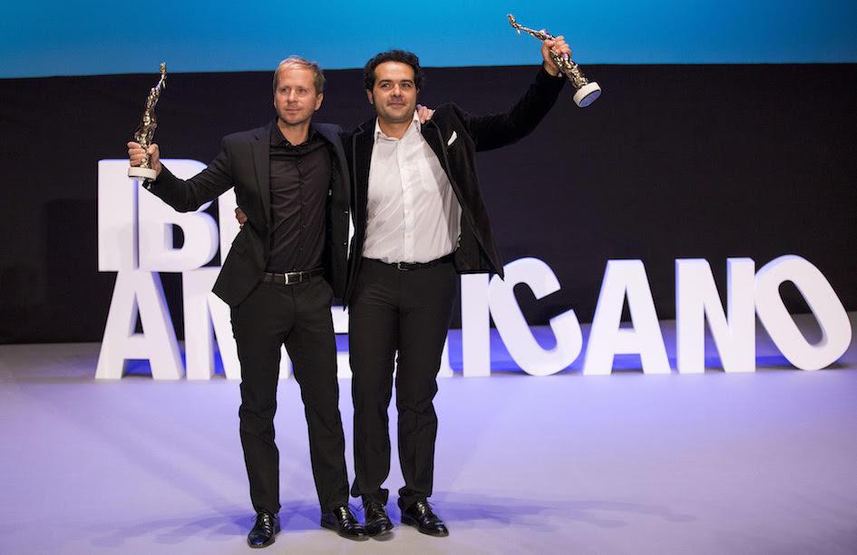 AionSur Premios-Luz Los Compadres reciben el homenaje del Festival Iberoamericano Cultura