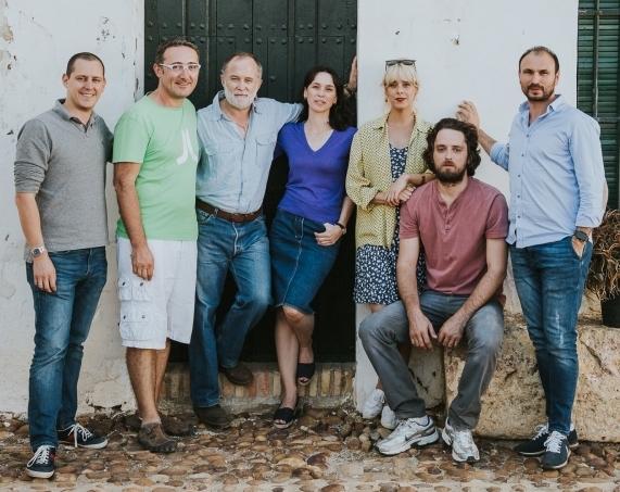 AionSur Sin-aliento Tudor Giurgiu rueda en Sevilla su nueva película, con Belén Cuesta como protagonista Cultura