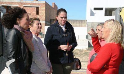 AionSur VISITA-LA-LIEBRE-1-400x240 La portavoz de Ciudadanos de Alcalá de Guadaíra denuncia el estado de abandono de la Barriada de La Libre Alcalá de Guadaíra