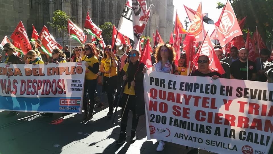 AionSur arvato Acuerdo entre sindicatos y empresa para el cierre no traumático de la sede de Arvato en Sevilla Economía