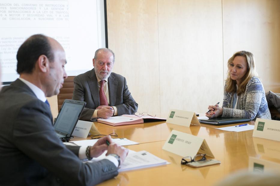 AionSur: Noticias de Sevilla, sus Comarcas y Andalucía gerente-OPAEF-en-Consejo-Rector-Organismo Activan un teléfono gratuito para información del OPAEF Provincia