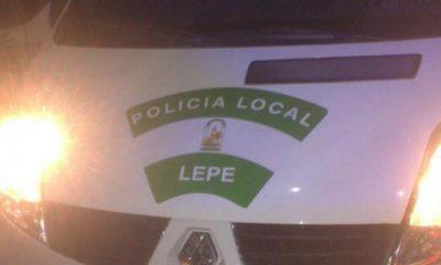 AionSur poli-lepe-400x240 Seis meses de cárcel para una vecina de Lepe que dejó morir a su perro en la azotea Huelva Sucesos