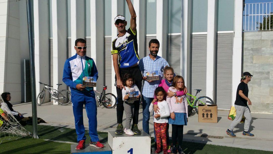 AionSur triatlón El arahalense Manuel Suárez se lleva el V Duatlón de Arahal Atletismo Ciclismo Deportes