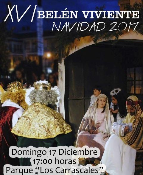 AionSur Belen-Viviente-2017 El Belén Viviente de Paradas cambia la ubicación al barrio de los Carrascales Paradas