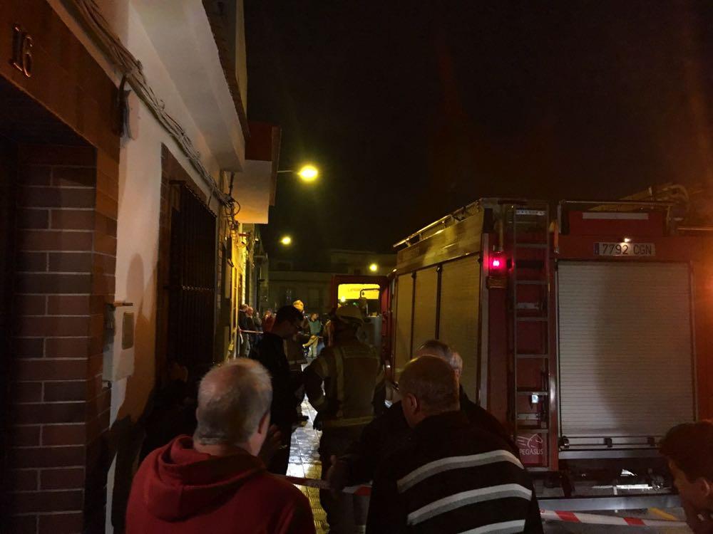 AionSur incendio-dos-hermanas2 Un cigarrillo provocó el incendio mortal de Dos Hermanas de la pasada noche Sucesos