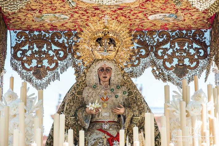 AionSur macarena Nace la Asociación Gremial de Arte Sacro de Sevilla para promocionar y defender al sector Cultura