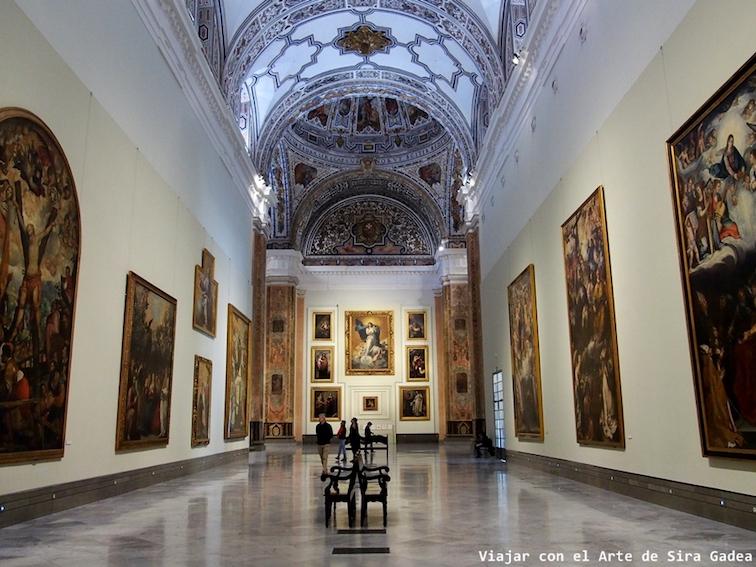 AionSur murillo Más de 25.000 personas han visitado la exposición 'Murillo y los Capuchinos de Sevilla' Cultura