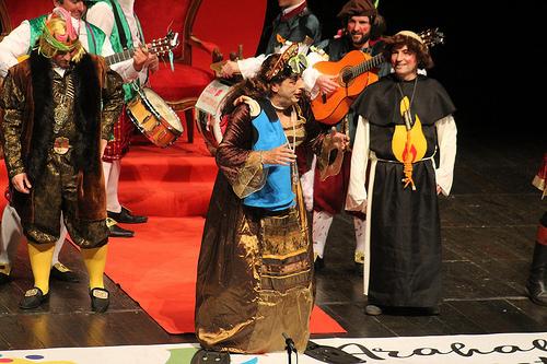 AionSur 24606970297_ef13c36c5d 25 agrupaciones participarán en el X Concurso de Carnaval Carnavales Cultura