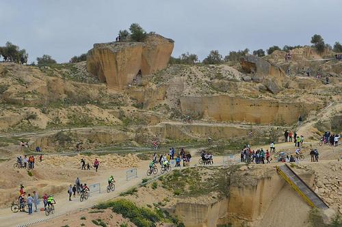AionSur 38732768815_f1eb7699ec El Circuito BTT Rally vuelve al Coto Las Canteras de Osuna Ciclismo Deportes