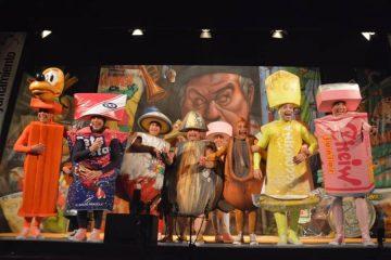 AionSur chirigota-canijo-360x240 Suspendido el concurso del carnaval de Sevilla tras las críticas recibidas Cultura