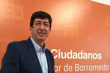 AionSur juan-marin-ciudadanos-360x240 Catorce candidatos pugnan por presidir Ciudadanos en Andalucía Política