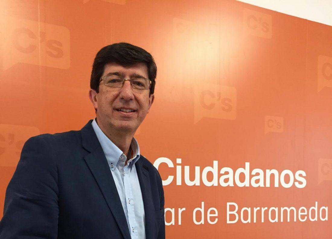 AionSur juan-marin-ciudadanos Catorce candidatos pugnan por presidir Ciudadanos en Andalucía Política