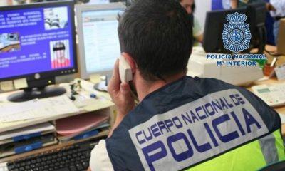 AionSur policia-nacional-400x240 Detenido por estafar a dos mujeres haciéndose pasar por Guardia Civil Sucesos