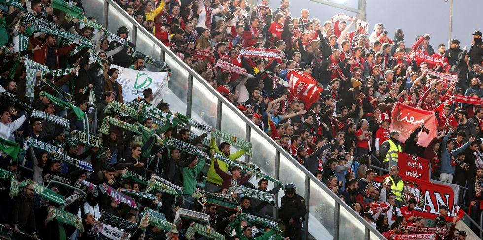 AionSur sevilla-betis El Sevilla-Betis provoca que se movilicen unos 900 efectivos para garantizar la seguridad Deportes
