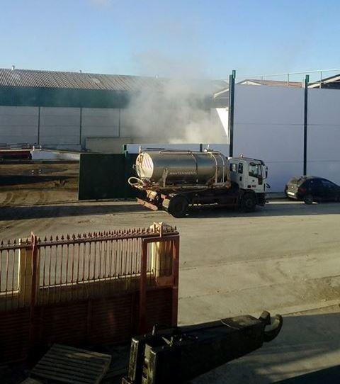 AionSur 28034478_1261141300695890_1313896014_o La Guardia Civil investiga en Arahal a una empresa tras varias denuncias por fuertes olores Arahal Medio Ambiente