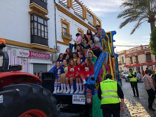 AionSur 40097682051_b993303f2f El Carnaval de Arahal, ¿herido de gravedad? Carnavales Cultura