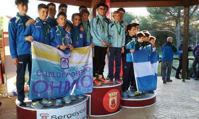 AionSur 40215627692_7076bc211d-400x240 Los cadetes del Ohmio, subcampeones en Cross Largo Atletismo Deportes