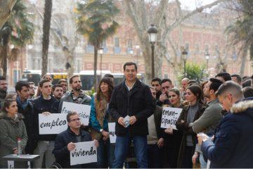 """AionSur Juanma-Moreno-360x240 Juanma Moreno: """"El que critique al acento andaluz tendrá al PP enfrente"""" Política"""