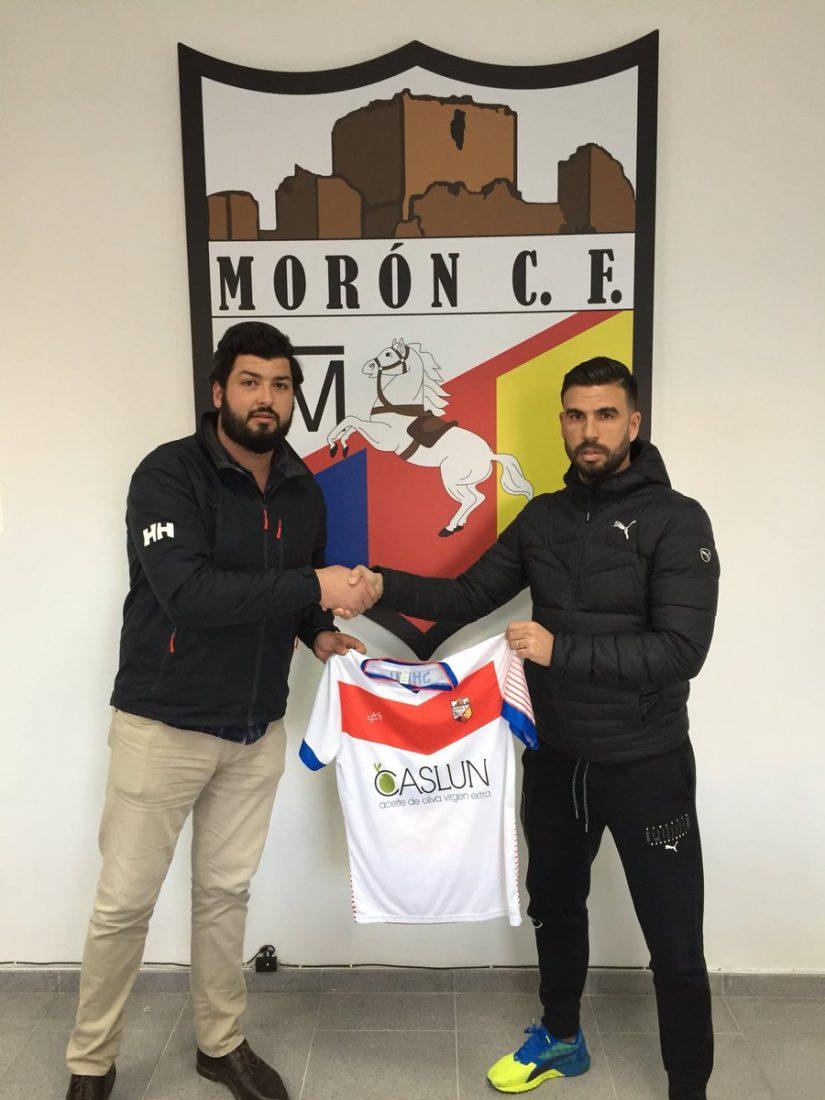 AionSur WhatsApp-Image-2018-02-16-at-11.40.34 Domingo Cisma llega al banquillo del Morón tras dejar el fútbol como jugador Deportes