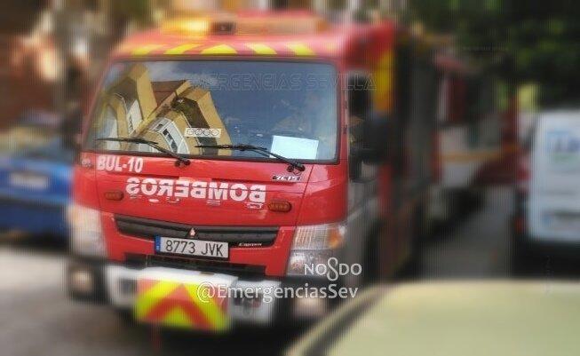 AionSur bomberos Encuentran el cadáver de una mujer al acudir a su casa para apagar un incendio Sucesos