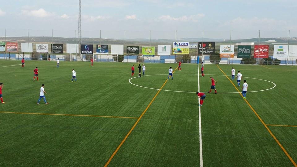 AionSur futbol Un grupo de aficionados busca una directiva y ayuda social para el Arahal CF Arahal Deportes destacado