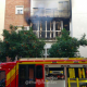 AionSur incendio-80x80 Cuatro heridos, uno de ellos policía, en el incendio de un bloque en Sevilla Sucesos
