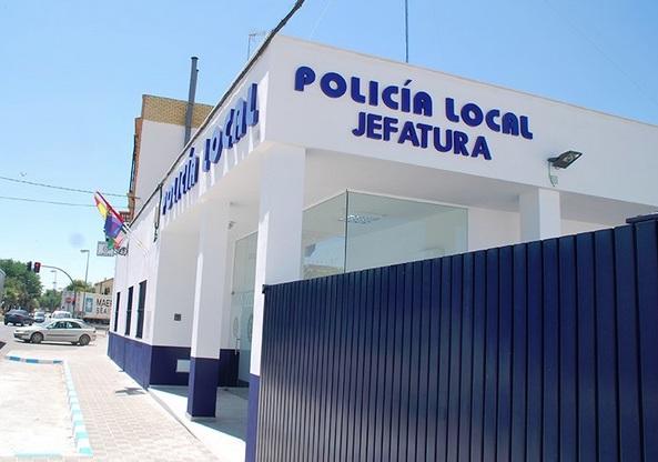 AionSur jefatura-policia-local-marchena El PP pide explicaciones a Pedro Sánchez por la contratación en Marchena de vigilantes privados Marchena