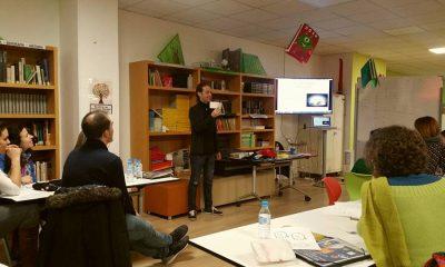 AionSur xuxo-400x240 Maestros aprenden magia con el profesor de Albaida candidato al Nobel de Educación Educación