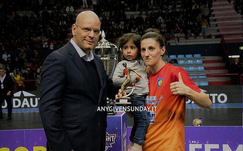 AionSur 40766537621_069f0d6870 El Montesilvano, con una gran Amparo Jiménez, se lleva la Copa de Italia Deportes Fútbol Sala
