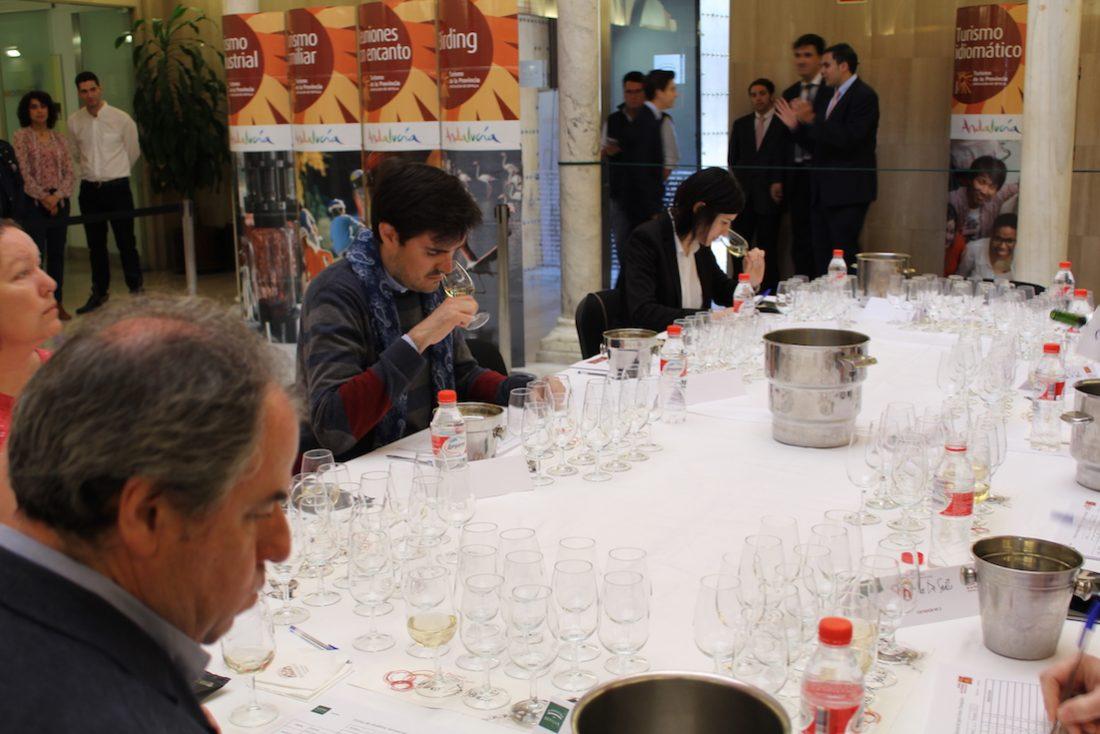 AionSur Cata-I-Premio-Vinos Se busca al mejor vino de la provincia de Sevilla Sociedad