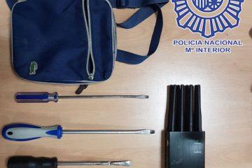 AionSur Foto-robos-centro-360x240 Detenido por robar en varios establecimientos del centro de Sevilla Sucesos