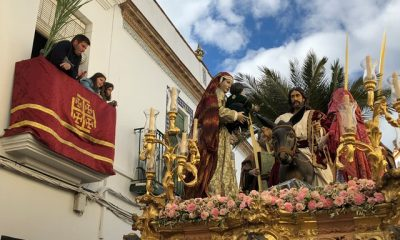 AionSur IMG_3745-400x240 Una tarde de primavera inesperada fue el milagro del Domingo de Ramos Semana Santa