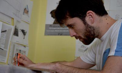 AionSur IMG_7150-400x240 Adrián Rodríguez Segura: 'La arquitectura está rompiendo con los moldes que llevaron a la crisis del ladrillo' Arahal Sociedad