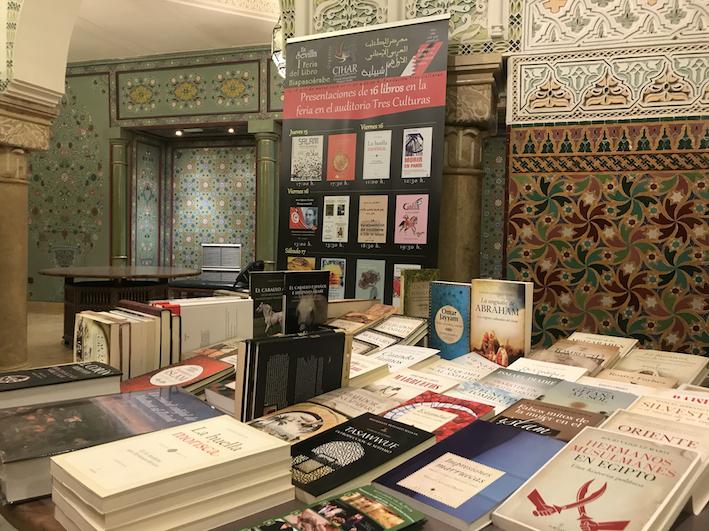 AionSur Libros Lo mejor de la literatura hispanoárabe se da cita en Sevilla hasta el domingo Cultura