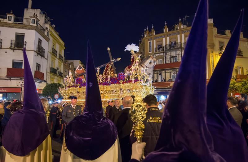 AionSur Semana-Santa-Sevilla Detenido en Marruecos un yihadista que pretendía atentar contra la Semana Santa de Sevilla Sevilla Sucesos  destacado