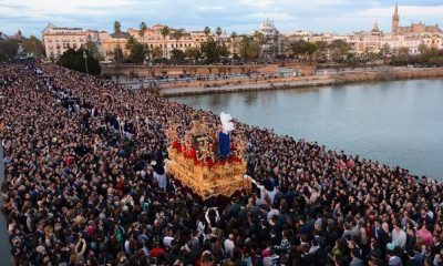 AionSur bullaestrella-400x240 Sevilla afronta la Semana Santa con más seguridad de su historia Semana Santa