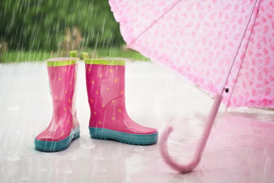 AionSur paraguas Otra vez lluvia Sociedad