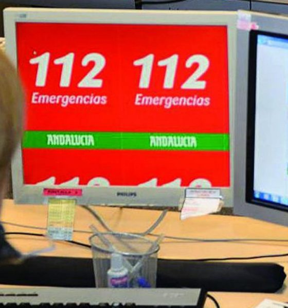 AionSur 112-560x600 Muere un hombre de 64 años en accidente de motocicleta en Utrera Sucesos Utrera