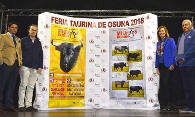 AionSur 40375853715_a402033fe5-1-400x240 El Cid, Manuel Luque y Pepe Moral, en el cartel de la Feria Taurina de Osuna Osuna Provincia